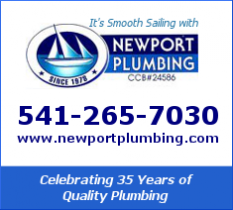 Newport Plumbing in Newport, Oregon