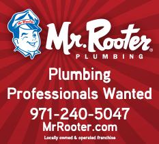 Mr. Rooter Plumbing is looking for Plumbing Professionals!